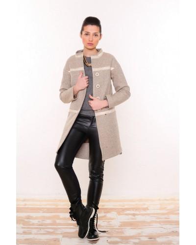 Пальто MiNiMax 16242 286-34