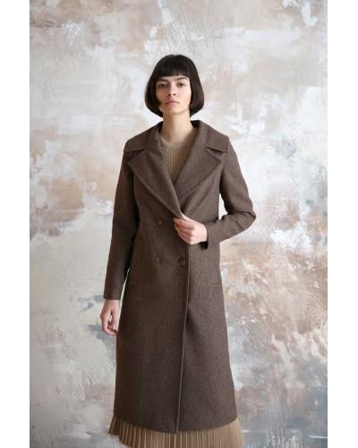 Пальто MiNiMax 20-138 637-110