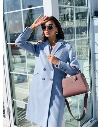 Блакитне пальто 20-195-864-116