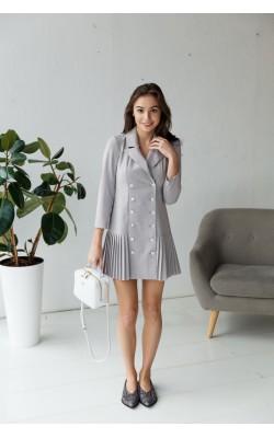 Плісироване сукня 30-232-811
