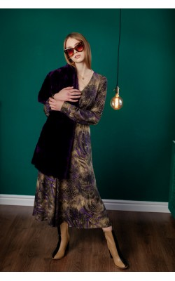 Плаття з довгим рукавом 30-321-984