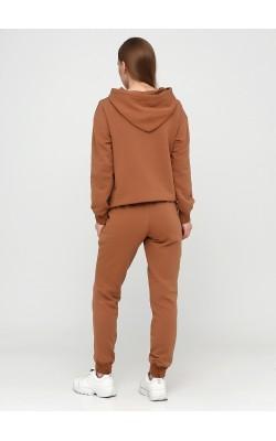 Універсальні штани кемел з вельветовими вставками