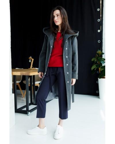 Утеплене пальто з капюшоном 77-1109__U 679-112-6
