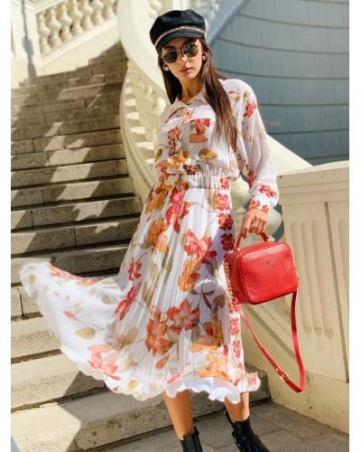 Сукня осіннє листя 77-378-741