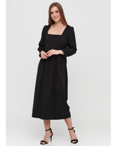 Універсальне чорне плаття міді - 77-425